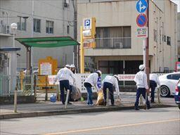 飯塚バスセンター付近_R