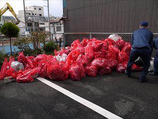 ゴミ集積C_R