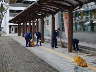 第1班(コスモスコモン付近)