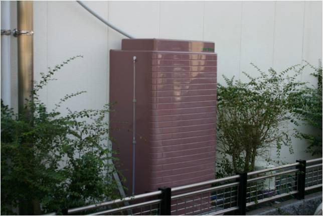 雨水利用システム